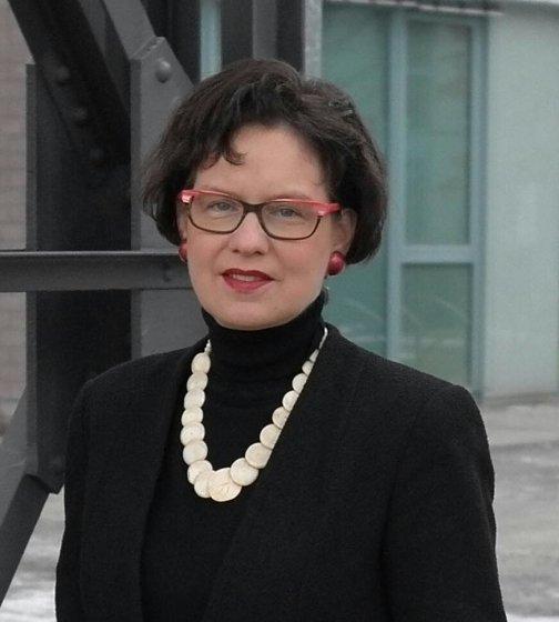 Portrait Frau Maja Smoltczyk