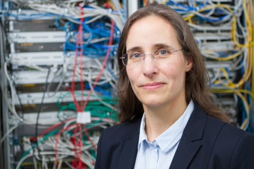 Marit Hansen setzt in ihrer Präventionsarbeit auf die Kooperation mit Wissenschaft und Unternehmen (Bild: Markus Hansen).