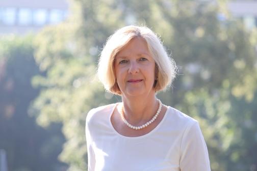 Monika Grethel setzt auf Vernetzung mit dem Informatikstandort Saarbrücken.