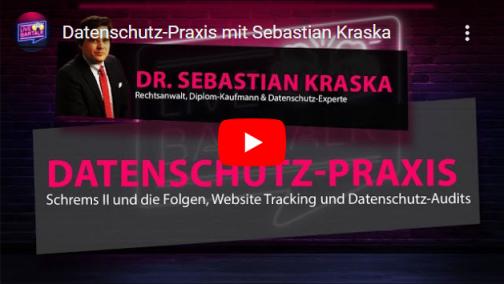 Datenschutz-Video: Einordnung von Schrems II